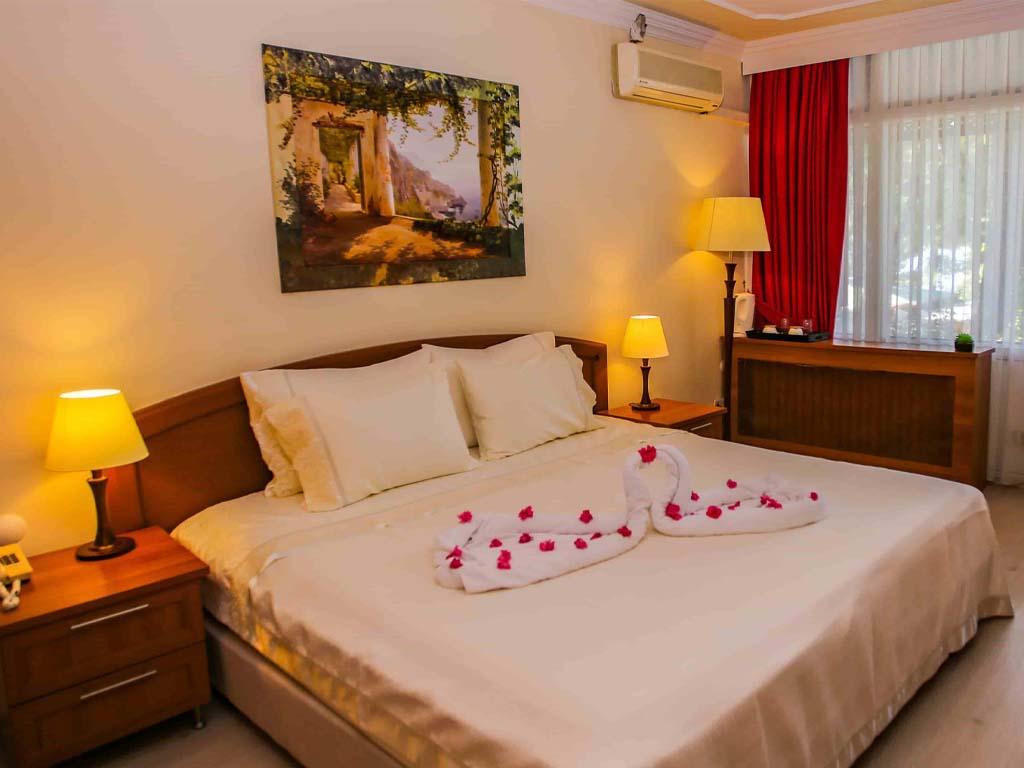 Letovanje Turska autobusom, Čanakkale, Hotel Troja Tusan,soba