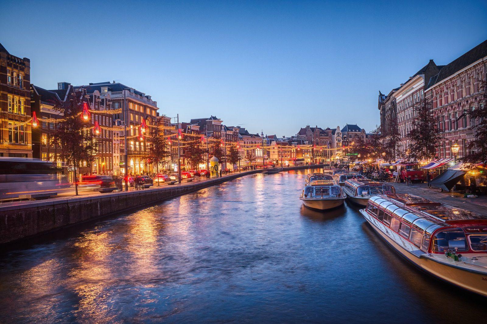 Evropski gradovi, Evropska putovanja, Evropske metropole, Amsterdam