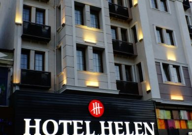 Letovanje Turska autobusom, Čanakkale, Hotel Helen,eksterijer