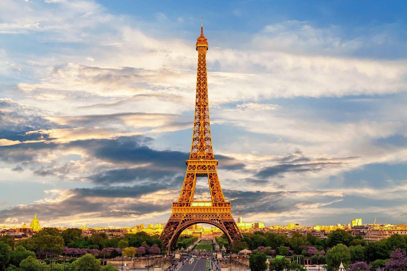 Evropski gradovi, Evropska putovanja, Evropske metropole, Pariz