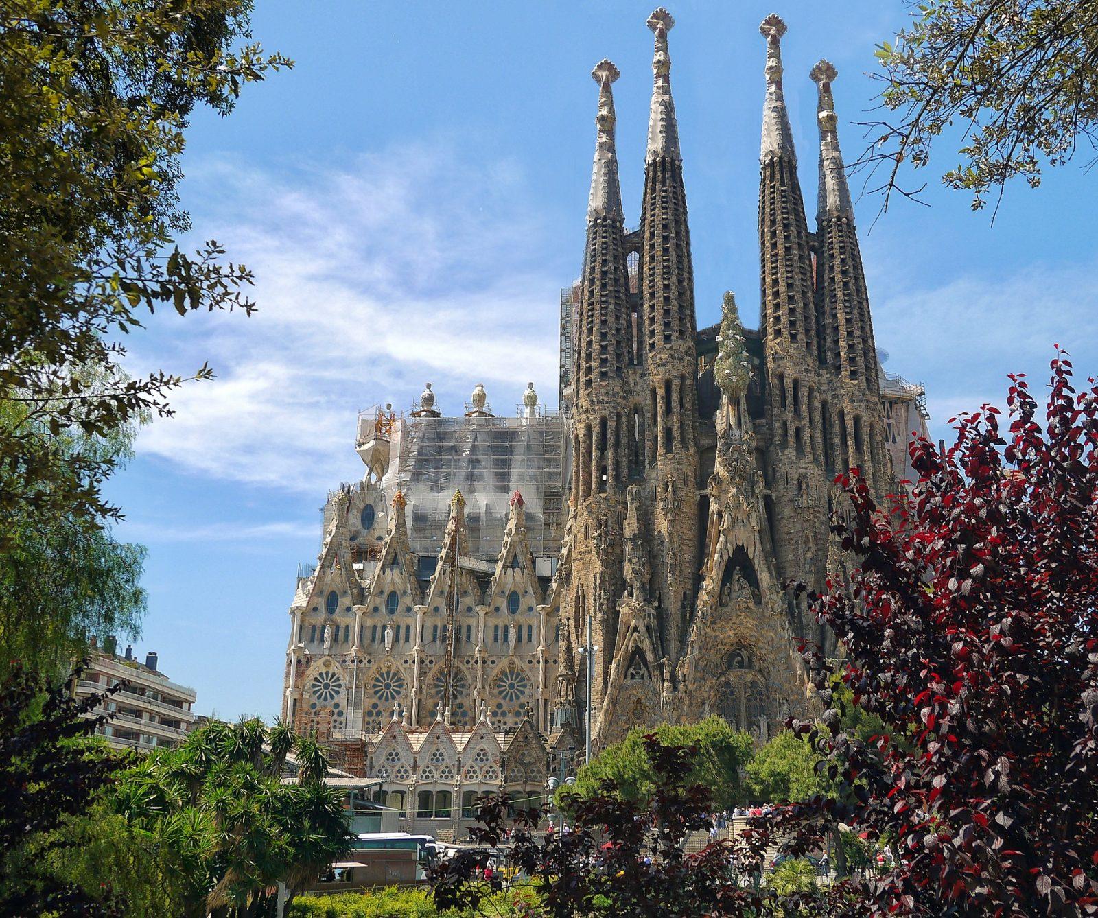 Evropski gradovi, Evropska putovanja, Evropske metropole, Barselona