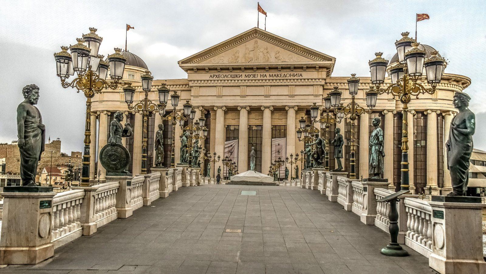 Evropski gradovi, putovanje Skoplje, City break, Severna Makedonija