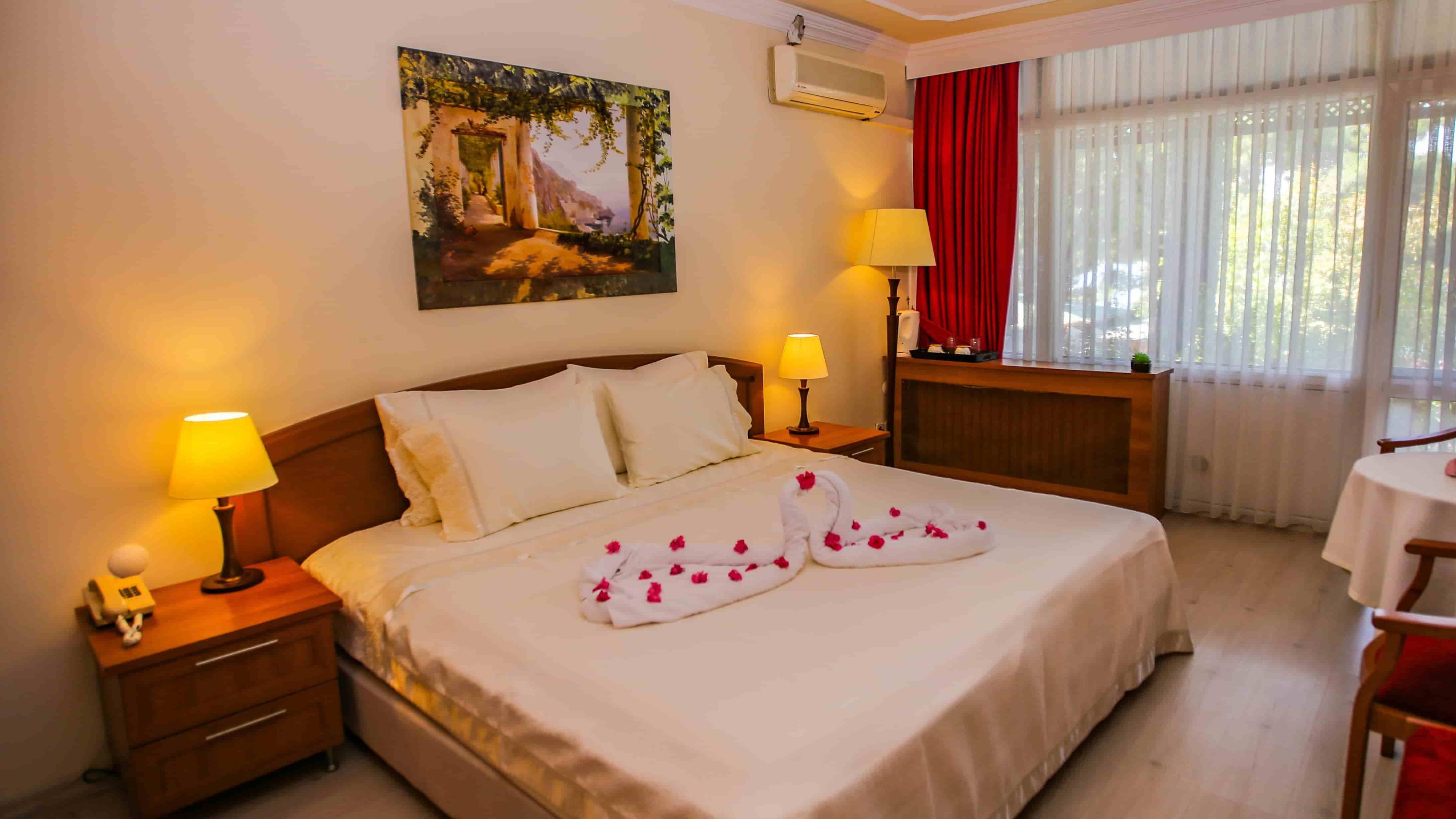 Letovanje Turska autobusom, Čanakkale, Hotel Troja Tusan, izgled sobe