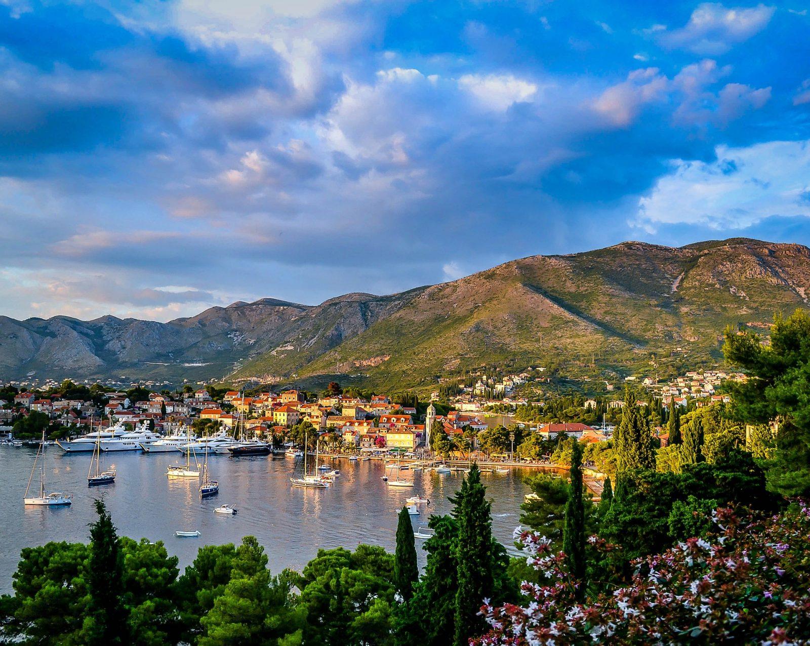 Crna Gora evropski gradovi