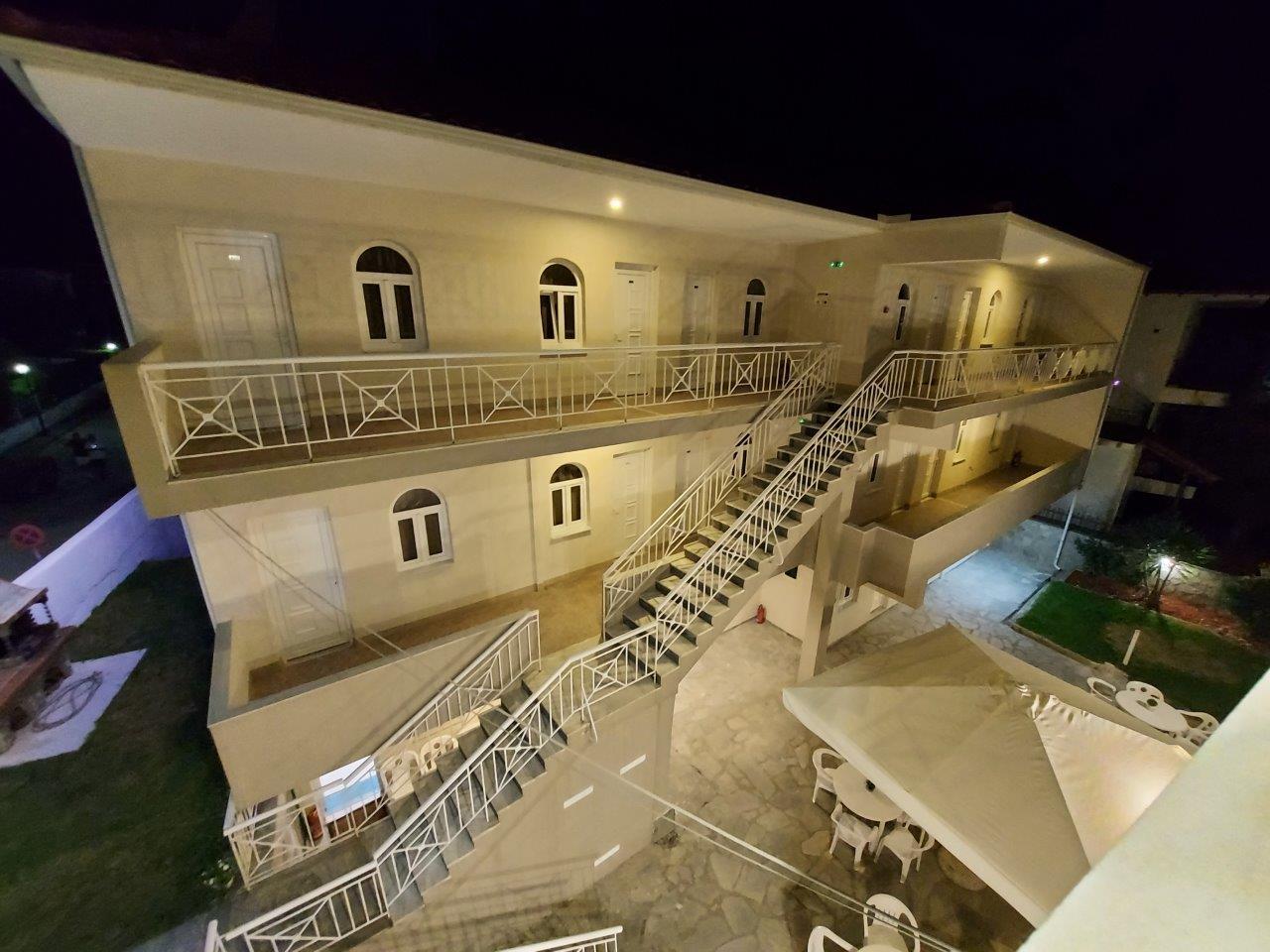 Grcka apartmani letovanje, Polihrono Halkidiki, Green Gardens, kuća A