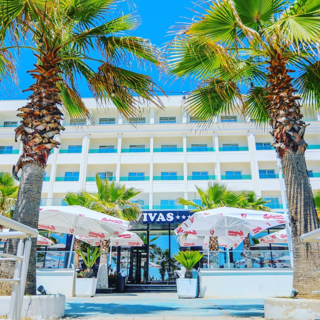 Letovanje Albanija autobusom, Drač, Hotel,eksterijer