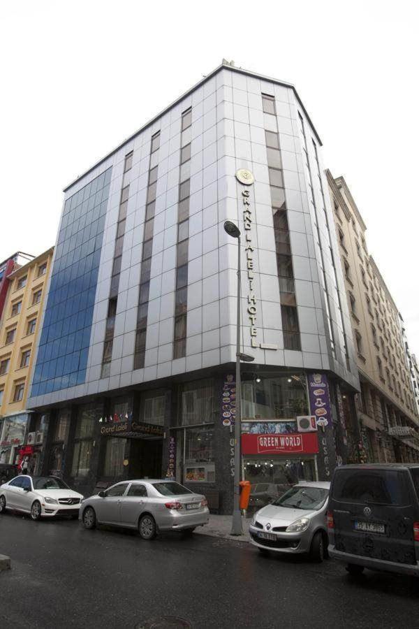 Putovanje Istanbul, evropski gradovi, hotel Grand Laleli,eksterijer