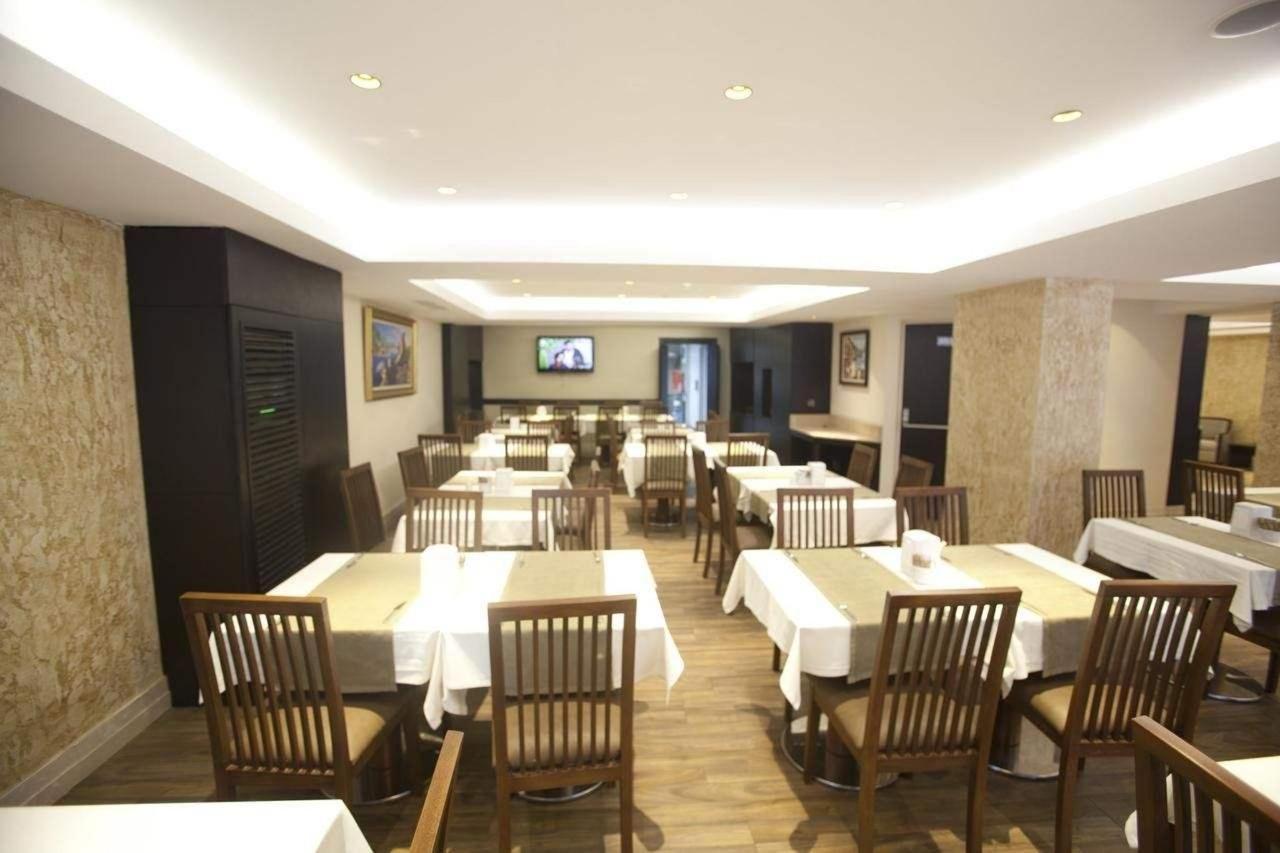 Putovanje Istanbul, evropski gradovi, hotel Grand Laleli,restoran