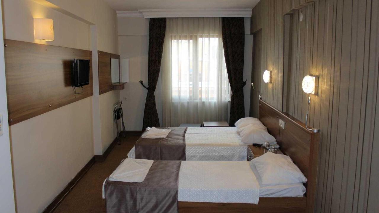 Putovanje Istanbul, evropski gradovi, hotel Grand Laleli,soba u hotelu