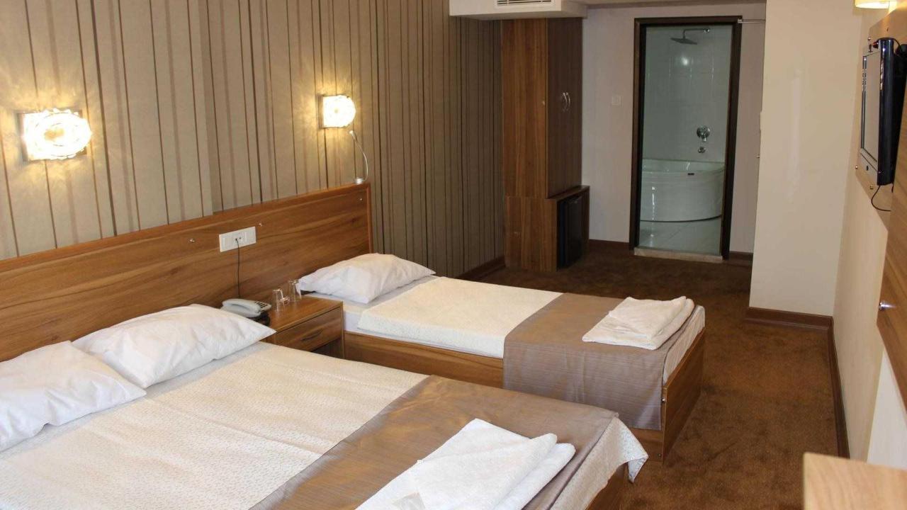 Putovanje Istanbul, evropski gradovi, hotel Grand Laleli,dvokrevetna soba
