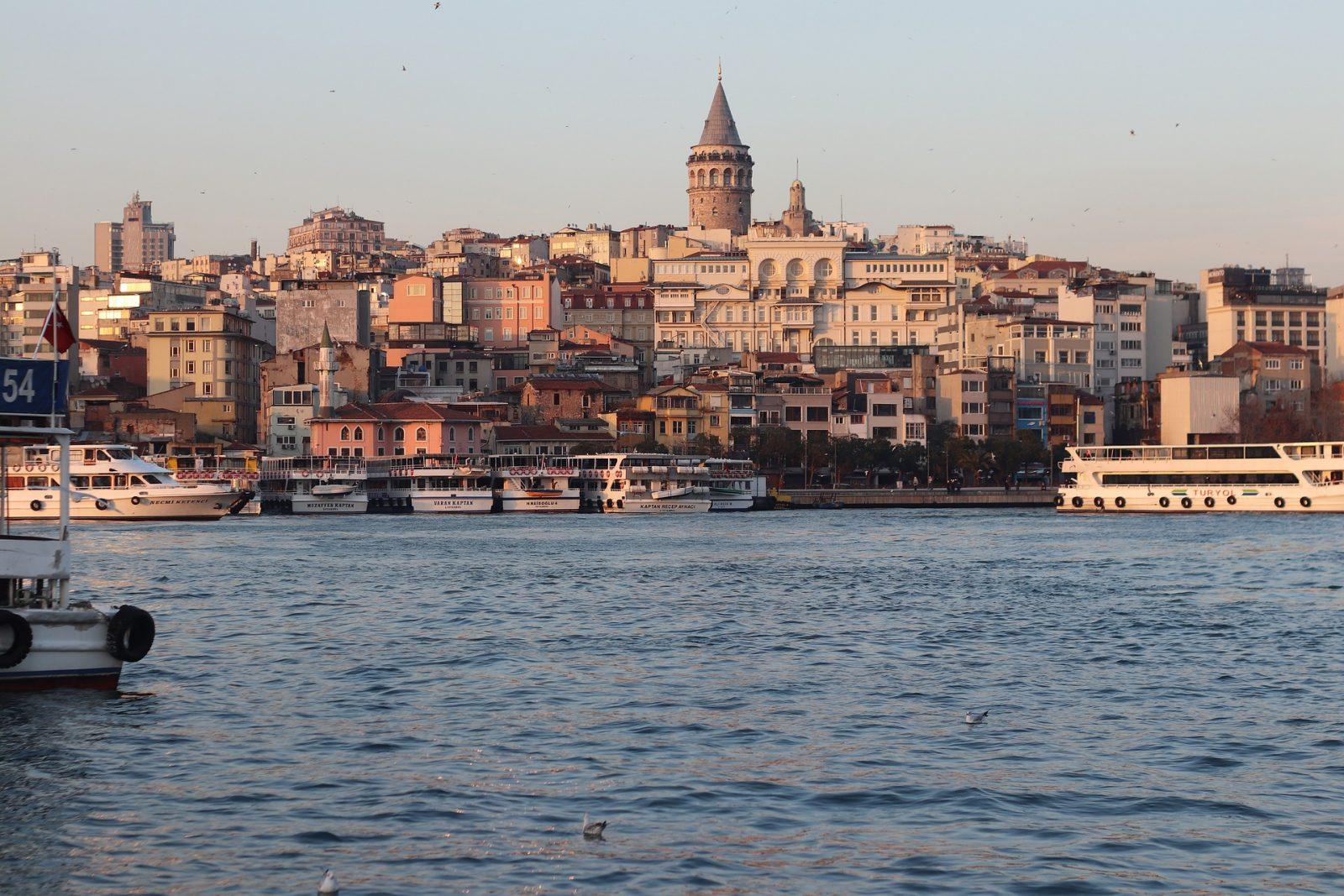 Turska, putovanja, evropski gradovi