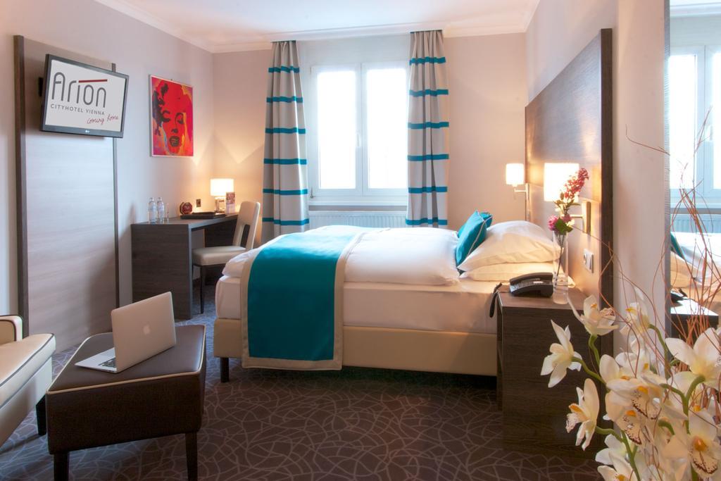 Putovanje Beč, evropski gradovi, hotel Arion city,soba