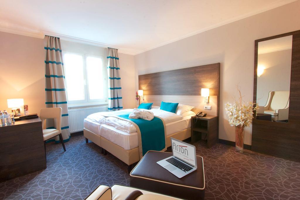 Putovanje Beč, evropski gradovi, hotel Arion city,izgled sobe