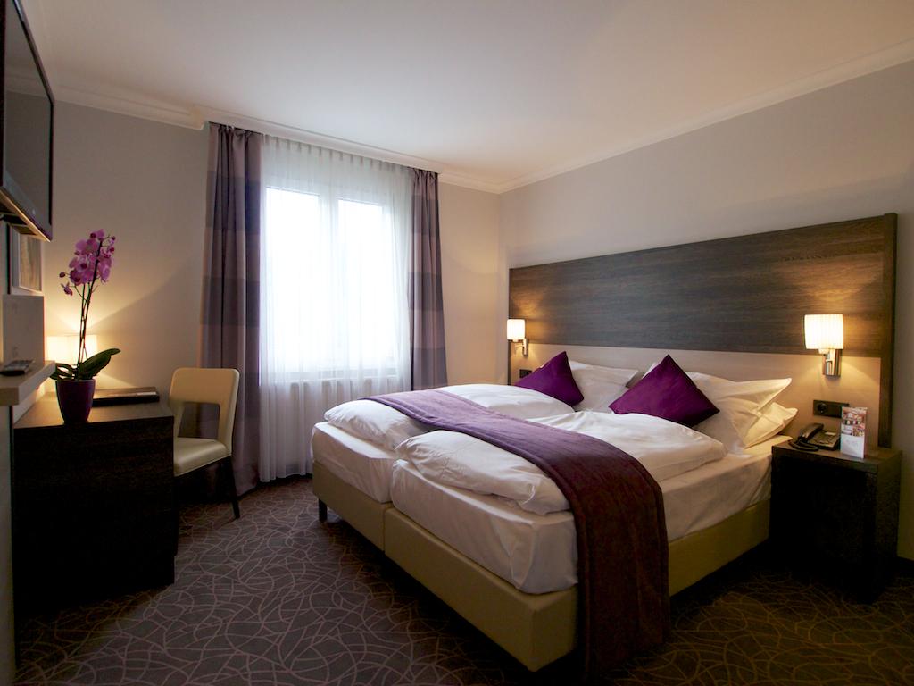 Putovanje Beč, evropski gradovi, hotel Arion city,jedna od soba