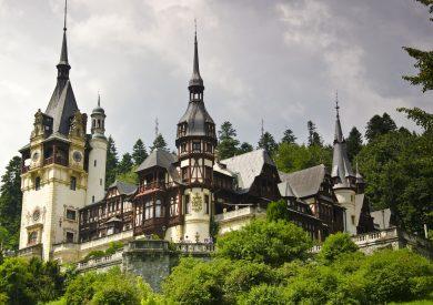 Rumunija, Evropski gradovi