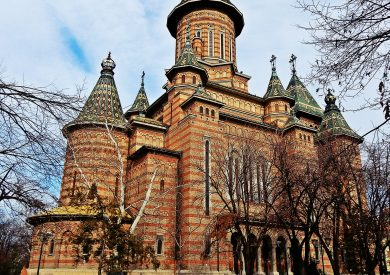 Temišvar, Evropski gradovi, Rumunija