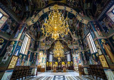 Rumunija, Evropski gradovi, manastiri, kulturno nasledje