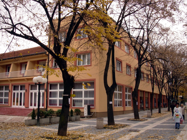 Sokobanja, Stari Zavod, Banje Srbije, eksterijer